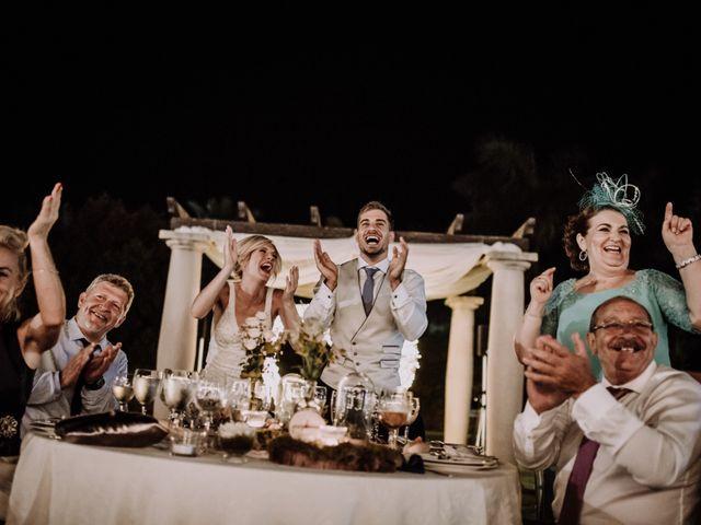 La boda de Javi y Marta en Mijas Costa, Málaga 155