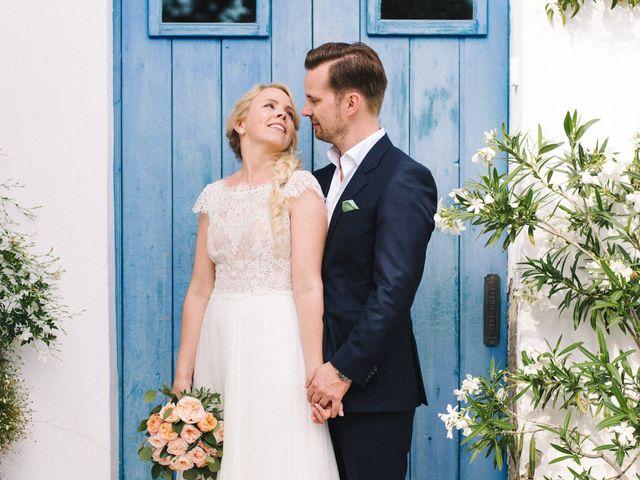 La boda de Jeanett y Stig