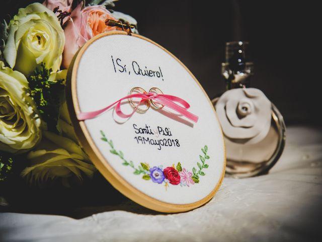 La boda de Santiago y Pilar en Bolaños De Calatrava, Ciudad Real 12