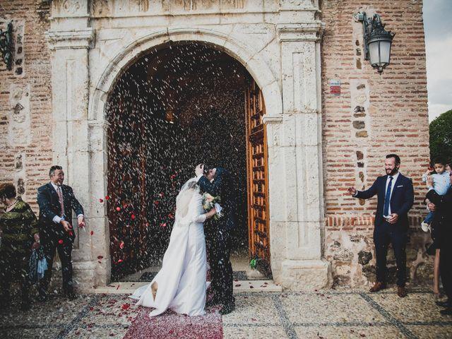 La boda de Santiago y Pilar en Bolaños De Calatrava, Ciudad Real 1