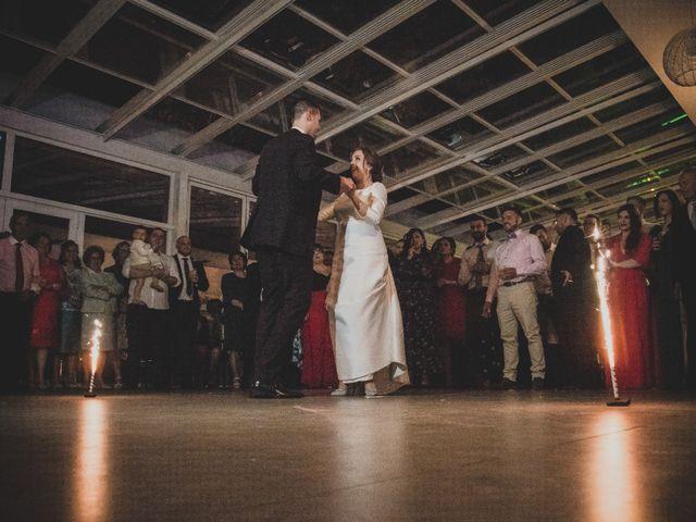 La boda de Santiago y Pilar en Bolaños De Calatrava, Ciudad Real 38