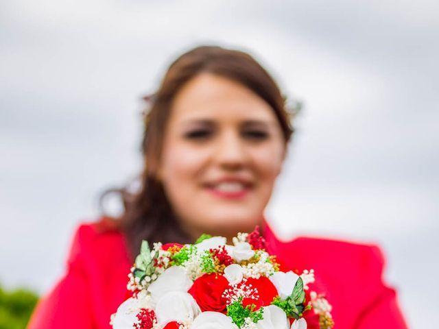 La boda de Iker y Janire en Dima, Vizcaya 1