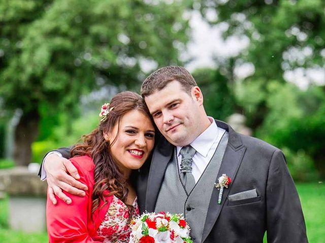 La boda de Iker y Janire en Dima, Vizcaya 4