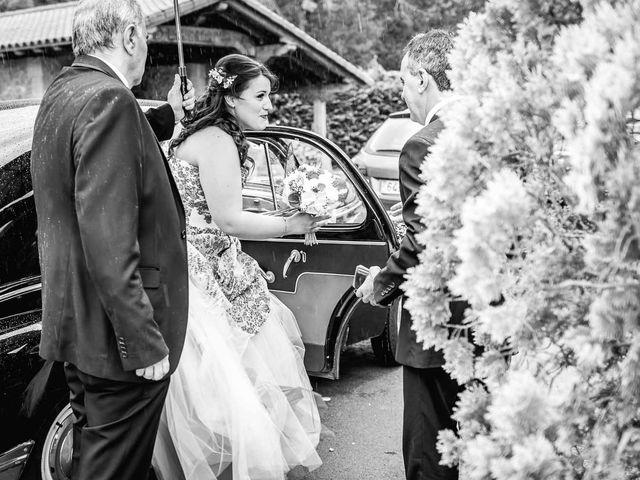 La boda de Iker y Janire en Dima, Vizcaya 6
