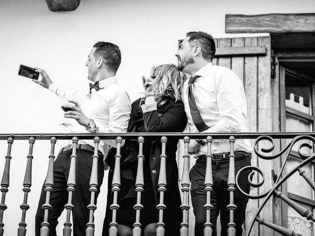 La boda de Iker y Janire en Dima, Vizcaya 9