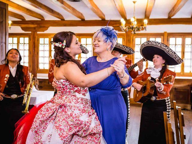 La boda de Iker y Janire en Dima, Vizcaya 10