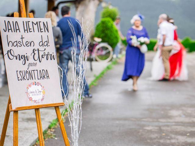 La boda de Iker y Janire en Dima, Vizcaya 13