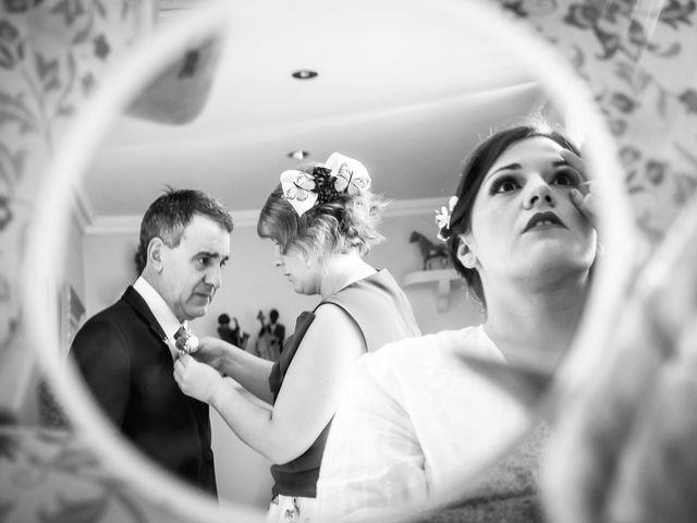 La boda de Iker y Janire en Dima, Vizcaya 15