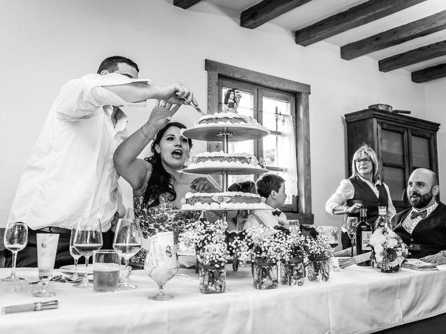 La boda de Iker y Janire en Dima, Vizcaya 30