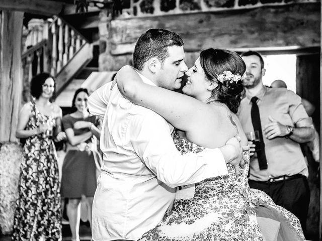 La boda de Iker y Janire en Dima, Vizcaya 35