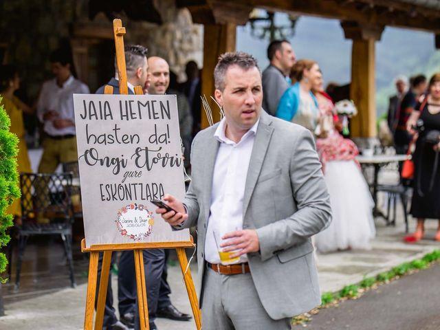 La boda de Iker y Janire en Dima, Vizcaya 38