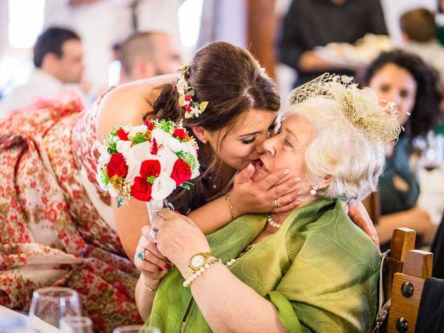La boda de Iker y Janire en Dima, Vizcaya 39
