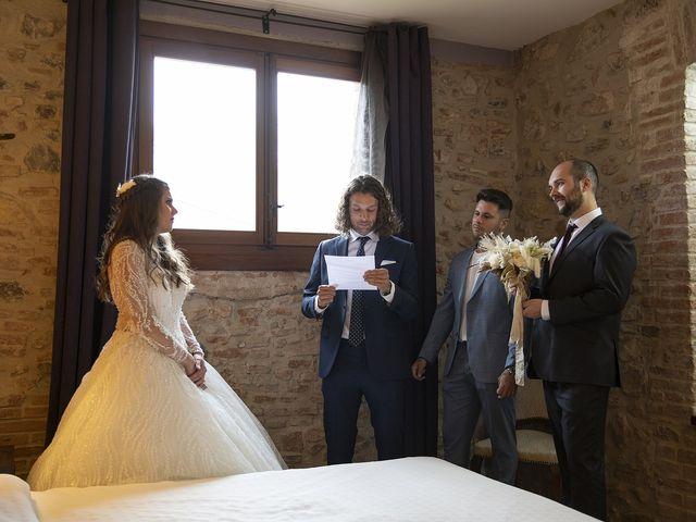 La boda de Erica y Ruben en Bigues, Barcelona 11