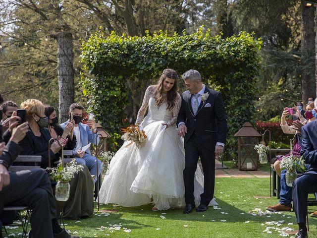 La boda de Erica y Ruben en Bigues, Barcelona 31