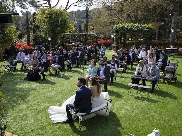 La boda de Erica y Ruben en Bigues, Barcelona 32