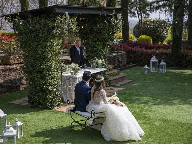 La boda de Erica y Ruben en Bigues, Barcelona 33