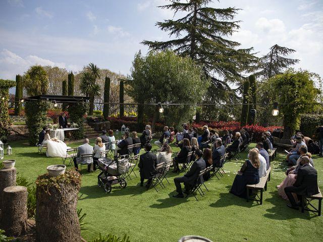 La boda de Erica y Ruben en Bigues, Barcelona 34