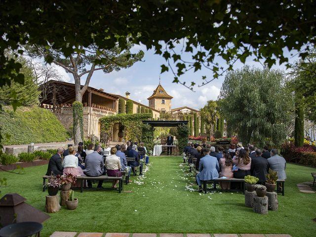La boda de Erica y Ruben en Bigues, Barcelona 35