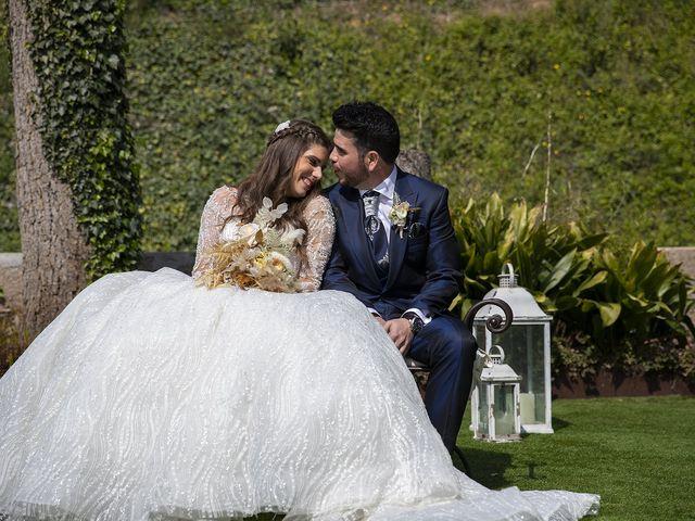 La boda de Erica y Ruben en Bigues, Barcelona 36