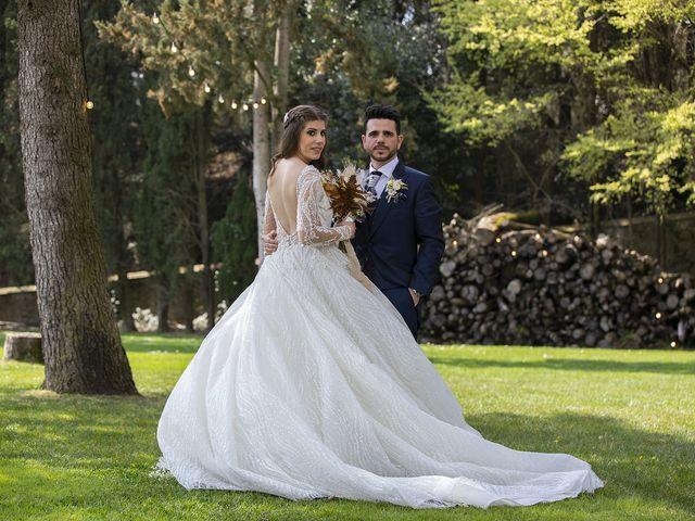 La boda de Erica y Ruben en Bigues, Barcelona 39