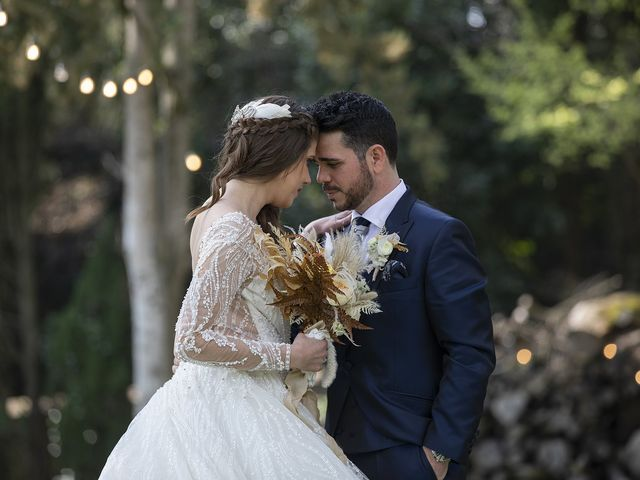 La boda de Erica y Ruben en Bigues, Barcelona 40
