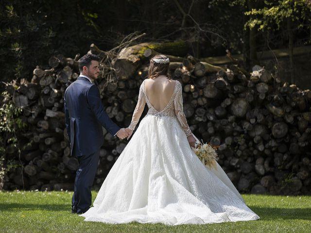 La boda de Erica y Ruben en Bigues, Barcelona 41