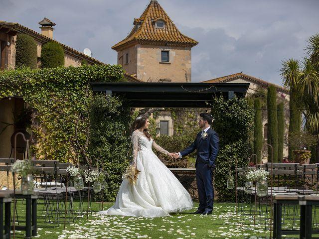 La boda de Erica y Ruben en Bigues, Barcelona 42