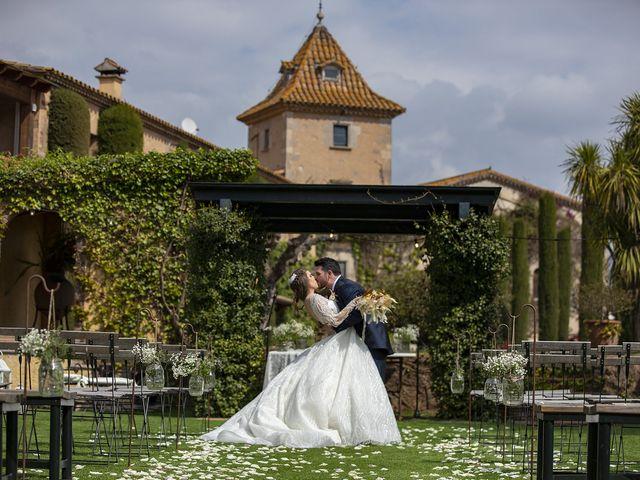 La boda de Erica y Ruben en Bigues, Barcelona 1