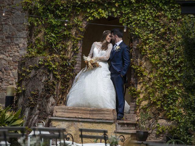 La boda de Erica y Ruben en Bigues, Barcelona 43