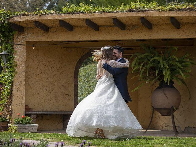 La boda de Erica y Ruben en Bigues, Barcelona 44