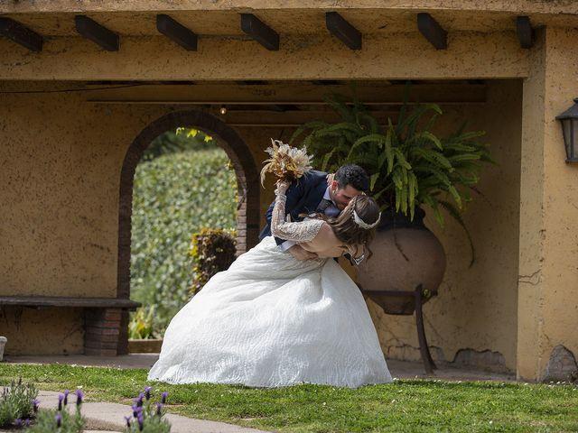 La boda de Erica y Ruben en Bigues, Barcelona 45