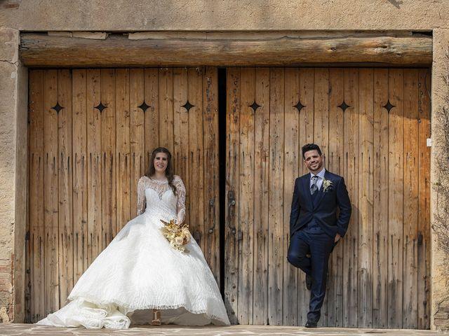 La boda de Erica y Ruben en Bigues, Barcelona 46