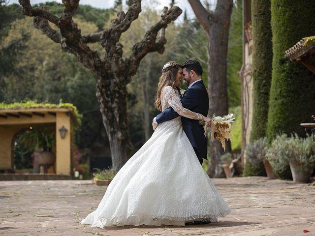 La boda de Erica y Ruben en Bigues, Barcelona 47