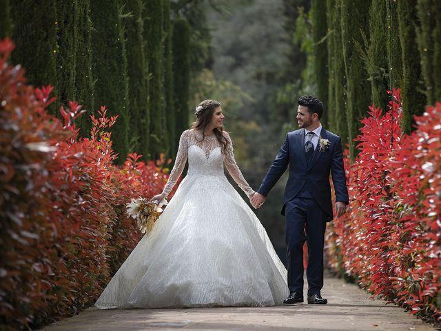 La boda de Ruben y Erica