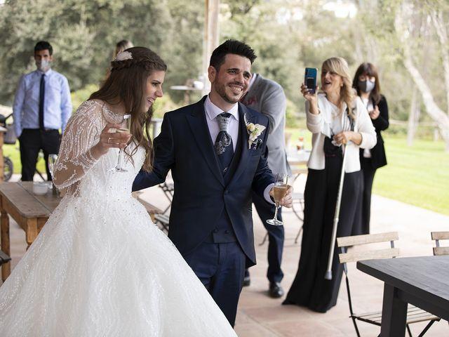 La boda de Erica y Ruben en Bigues, Barcelona 53