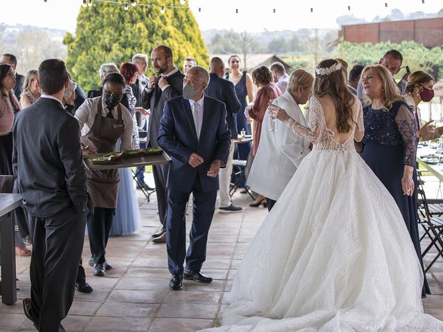 La boda de Erica y Ruben en Bigues, Barcelona 54