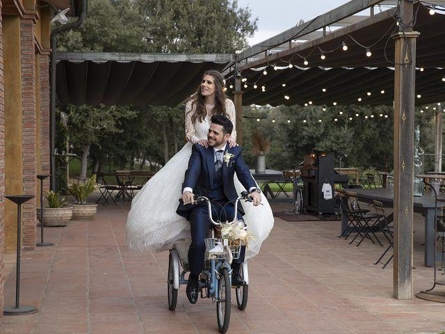 La boda de Erica y Ruben en Bigues, Barcelona 63