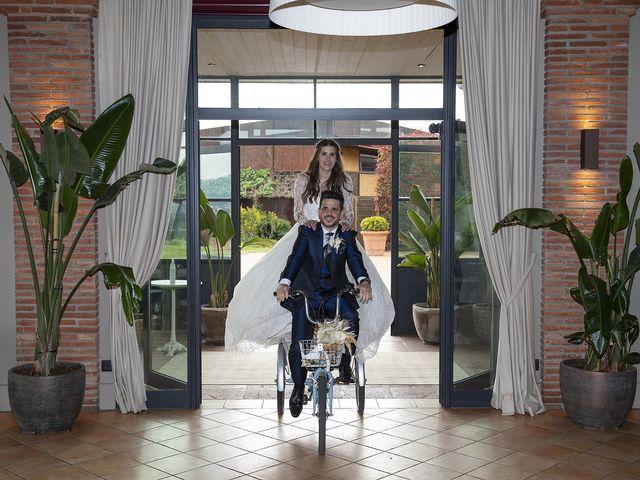 La boda de Erica y Ruben en Bigues, Barcelona 64