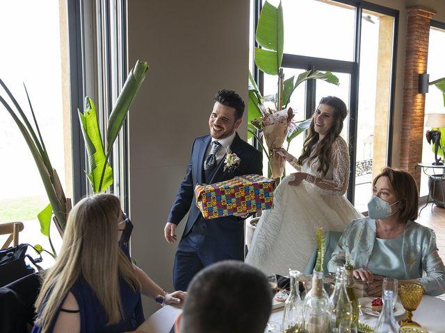 La boda de Erica y Ruben en Bigues, Barcelona 66