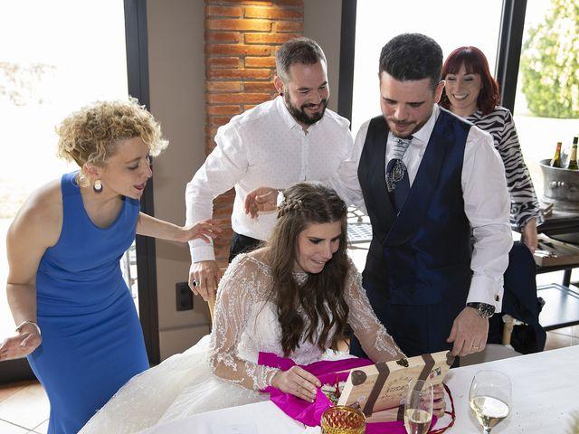 La boda de Erica y Ruben en Bigues, Barcelona 67