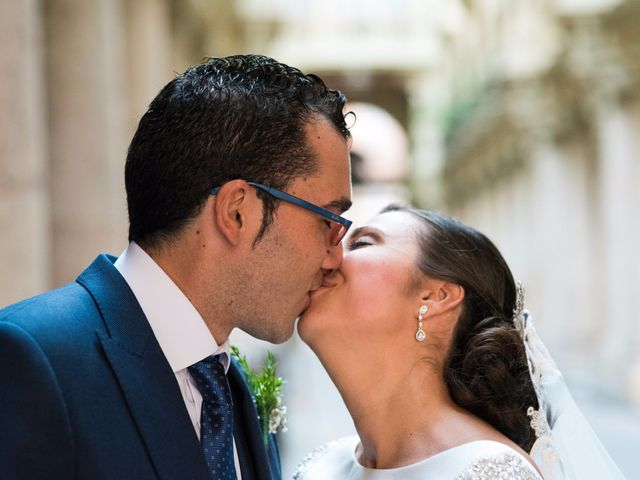La boda de Patricia y Borja