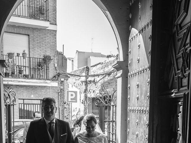 La boda de Jesús y Elena en Sevilla, Sevilla 30