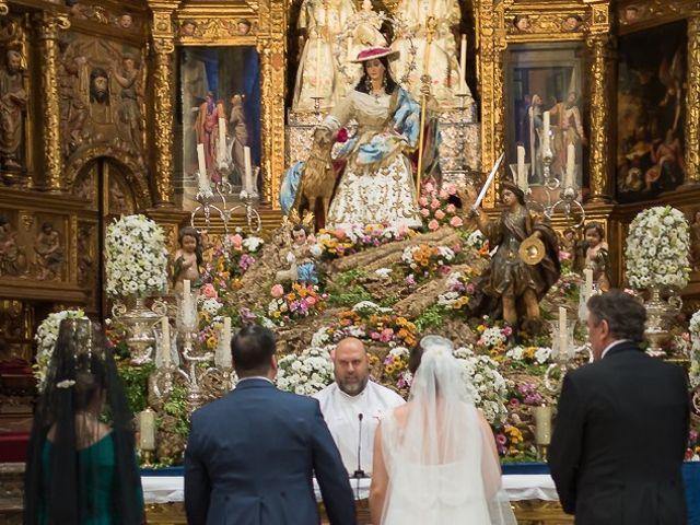 La boda de Jesús y Elena en Sevilla, Sevilla 34