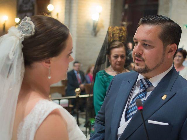 La boda de Jesús y Elena en Sevilla, Sevilla 35