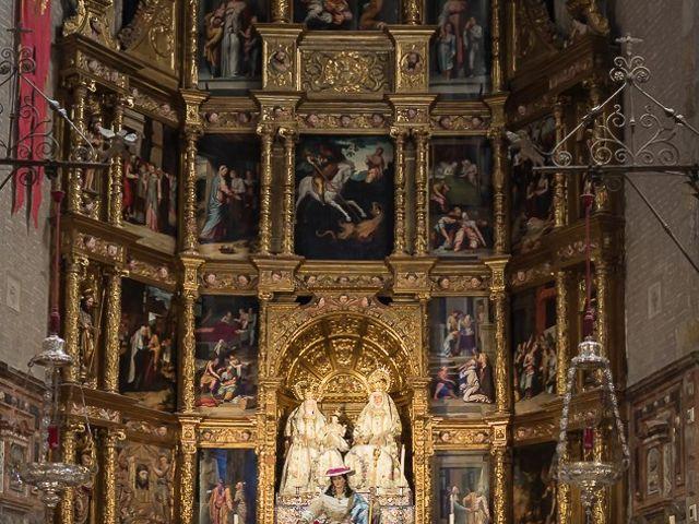 La boda de Jesús y Elena en Sevilla, Sevilla 46