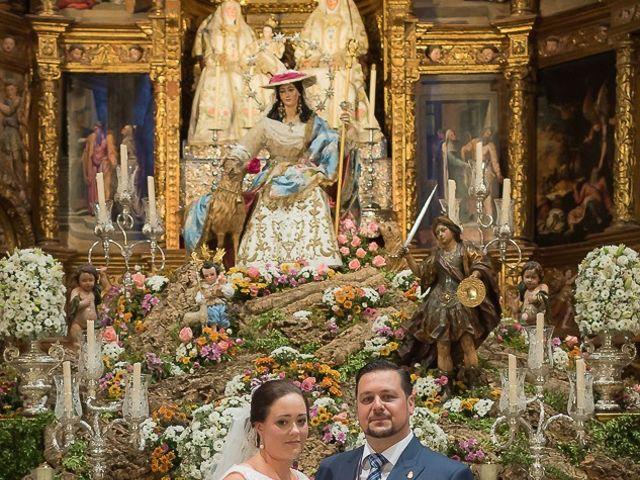 La boda de Jesús y Elena en Sevilla, Sevilla 49