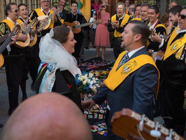 La boda de Jesús y Elena en Sevilla, Sevilla 53