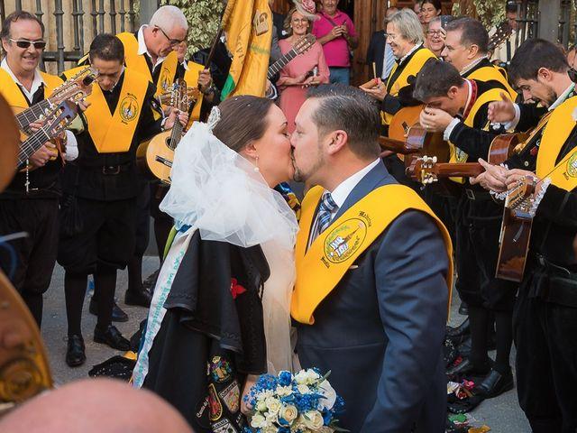 La boda de Jesús y Elena en Sevilla, Sevilla 54