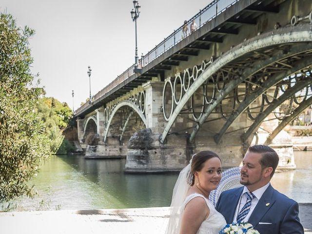 La boda de Jesús y Elena en Sevilla, Sevilla 67