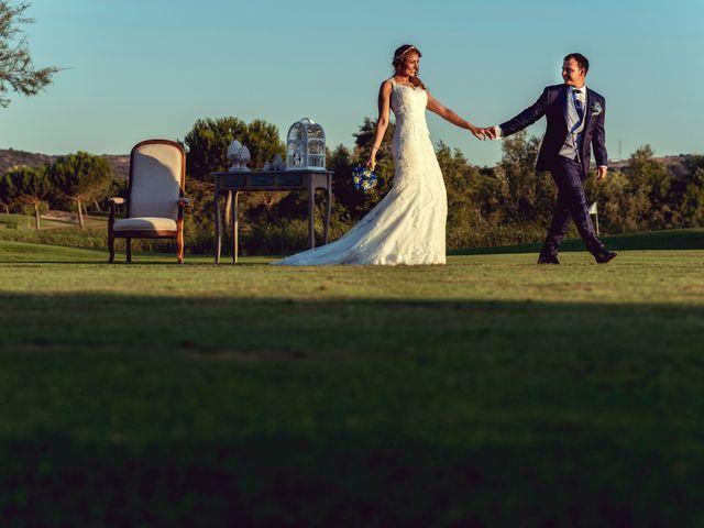 La boda de Silvia y Mario